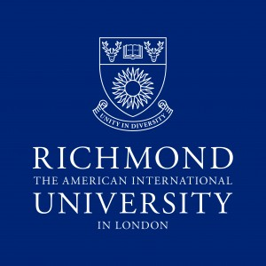 Richmond Logo_Wht on Blue