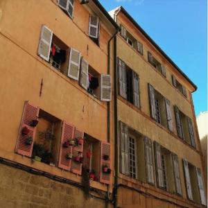 Architecture in Aix